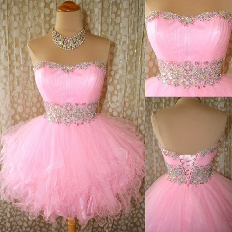 Custom Made Short Prom Dresses, Short Formal Dresses, Homecoming ...